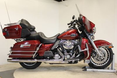2009 Harley-Davidson Ultra Classic Electra Glide Touring Motorcycles Pittsfield, MA