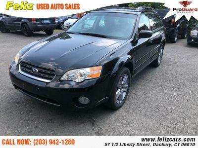 2007 Subaru Outback 2.5i Basic (Black)