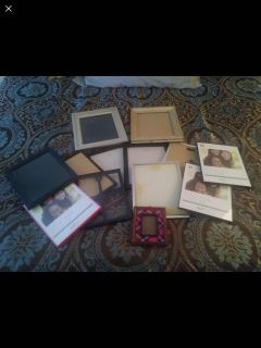 12 8x10 picture frames