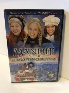 Mandie and the Forgotten Christmas DVD movie