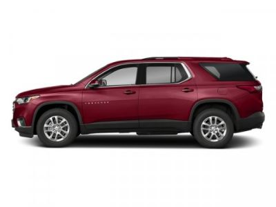 2018 Chevrolet Traverse High Country (Cajun Red Tintcoat)