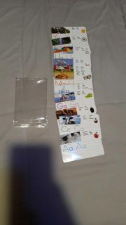 ABC Writing Cards.. practice writing letters.. dry erase board cards