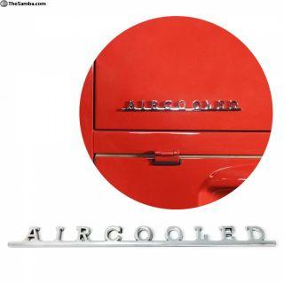 VW AirCooled Script Emblem Badge for Volkswagen