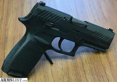 For Sale: Sig P320 .40 S&W