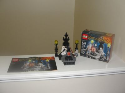 """LEGO 79005 """"LORD OF THE RINGS WIZARD BATTLE"""