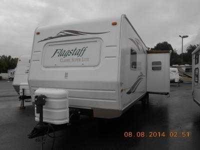 2007 Forest River Flagstaff Classic Super Lite 831RLSS