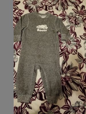 Roots Sweater Romper