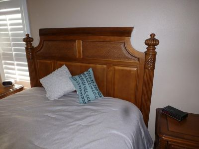 GRAND ISLE QUEEN ISLAND BED