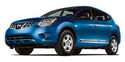 2011 Nissan Rogue S (Indigo Blue)