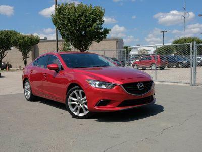 2015 Mazda Mazda6 i Touring (Soul Red)