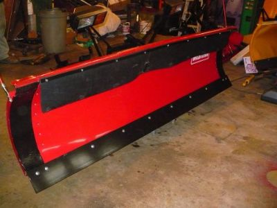 Purchase WESTERN 9' CHEVY SNOW PLOW SETUP UNIMOUNT 1988-98 HEAVY DUTY motorcycle in Perry, Ohio, United States, for US $2,799.00