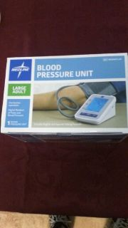 Medline Talking Blood Pressure Unit OBO