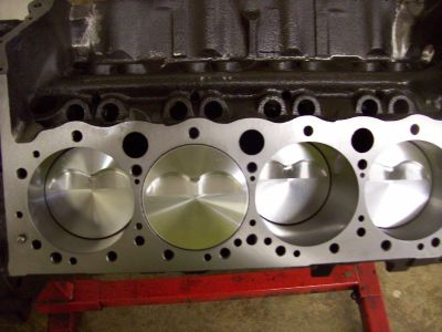 403 SBC SHORT BLOCK
