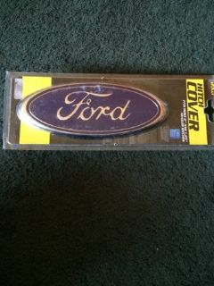 Ford Hitch Cover (new in package)