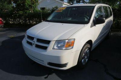 2010 Dodge Grand Caravan SE (White)