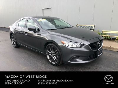 2017 Mazda Mazda6 Touring (Machine Gray Metallic)
