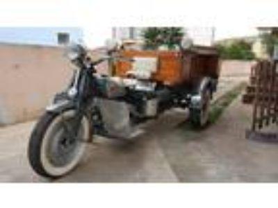 1967 Moto-Guzzi Servi Trike