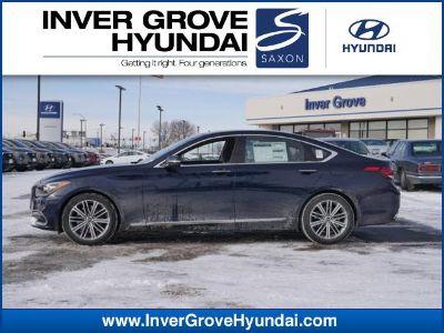 2019 Hyundai Genesis 3.8L (Adriatic Blue)
