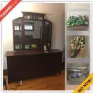 Hudson Moving Online Auction - Park Street