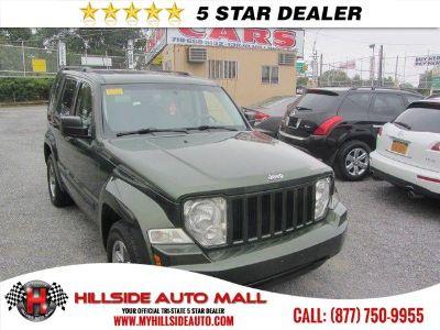 2008 Jeep Liberty Sport (Green)