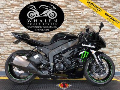 2012 Kawasaki Ninja ZX -6R SuperSport Motorcycles Port Charlotte, FL