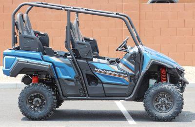 2019 Yamaha Motor Corp., USA Wolverine X4 SE Sport-Utility Utility Vehicles Kingman, AZ
