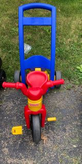 Fisher price rock roll ride
