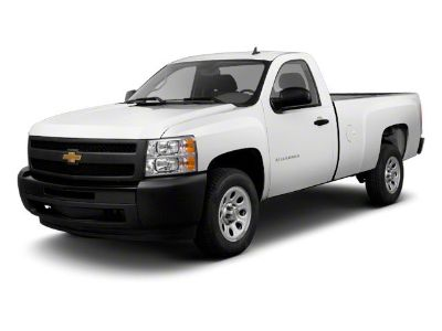 2013 Chevrolet Silverado 1500 Work Truck (Summit White)