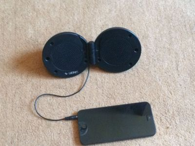 Portable speakers for smart phone