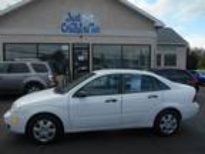 Used 2007 FORD FOCUS For Sale