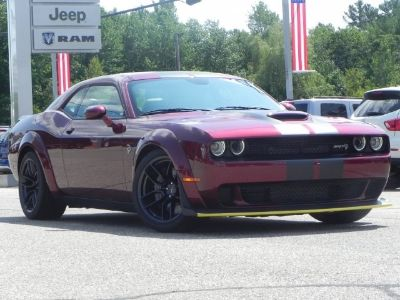 2018 Dodge Challenger SRT HELLCAT WIDEBODY (Octane Red Pearlcoat)