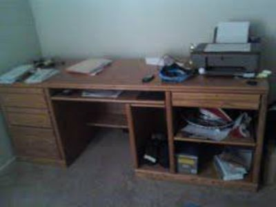 Desk, Couch, Mattress and other furniture