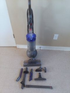 Dyson Ball (formerly DC65) Animal + Allergy Complete Upright Vacuum with 7 Tools