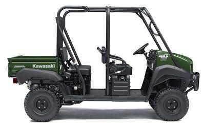 2019 Kawasaki Mule 4010 Trans4x4 Utility SxS Santa Clara, CA