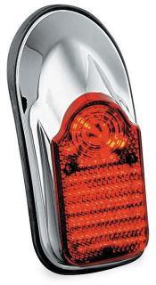 Sell Kuryakyn Universal Tombstone LED Taillight 4990 motorcycle in Ashton, Illinois, US, for US $139.99