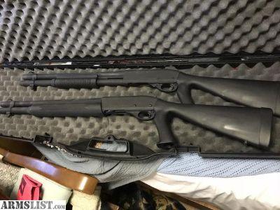 For Sale: REMINGTON 870 REMINGTON 1187 POLICE MAGNUMS