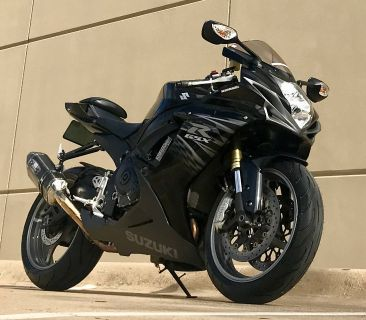 2011 Suzuki GSX-R750 SuperSport Motorcycles Plano, TX