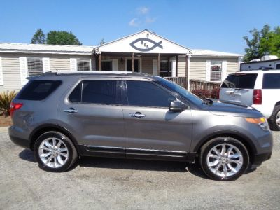 2012 Ford Explorer Limited (Gray)