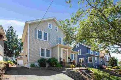 15 Shepard Pl Nutley Township, Charming Three BR home