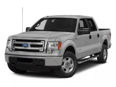2014 Ford F-150 XL (White)