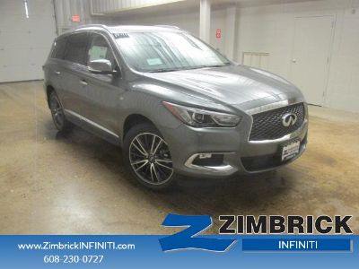 2018 Infiniti QX60 AWD (graphite shadow)