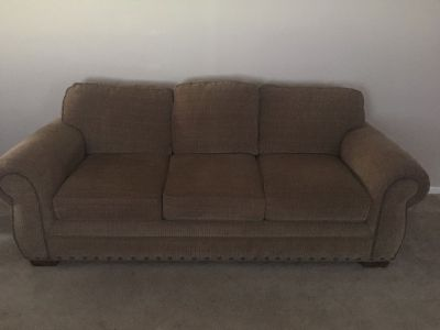 Broyhill couch perfect condition.