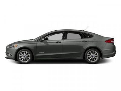 2018 Ford Fusion Hybrid SE (Magnetic Metallic)