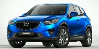2014 Mazda CX-5 Grand Touring (Gray)