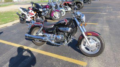 2012 Hyosung GV250 / Aquila Cruiser Motorcycles Marengo, IL