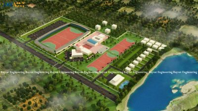 Rayvat Architectural 3D Aerial View Rendering Service