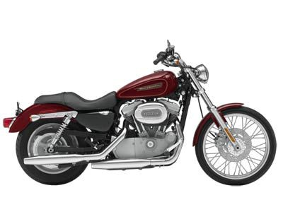 2009 Harley-Davidson Sportster 883 Custom Cruiser Motorcycles Greensburg, PA