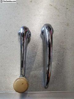 Window door handles