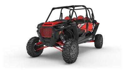 2018 Polaris RZR XP 4 Turbo Dynamix Edition Utility Sport Utility Vehicles Castaic, CA