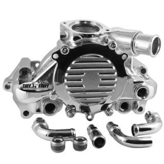 Purchase Tuff Stuff 1362A Chrome Chevy LT1 High Flow Water Pump motorcycle in Suitland, Maryland, US, for US $261.83